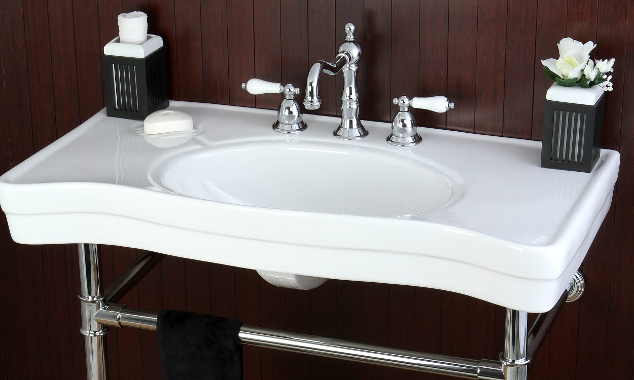 how to remove a bathroom sink - overstock tips & ideas