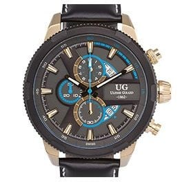 Chronograph Watch - Guide to Men's Watches