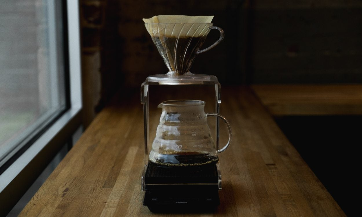 How to Clean Glass Coffee Pots