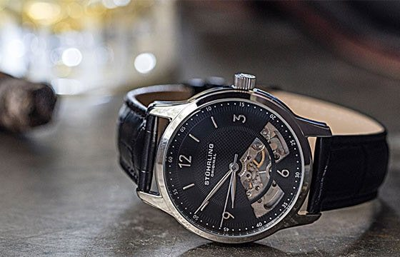 men's black skeleton dress watch guide to men's watches