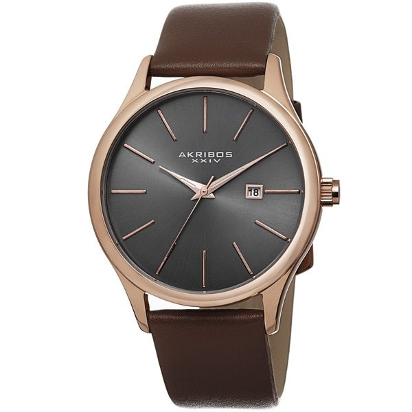 Brown leather watch Top 5 Watches for Students