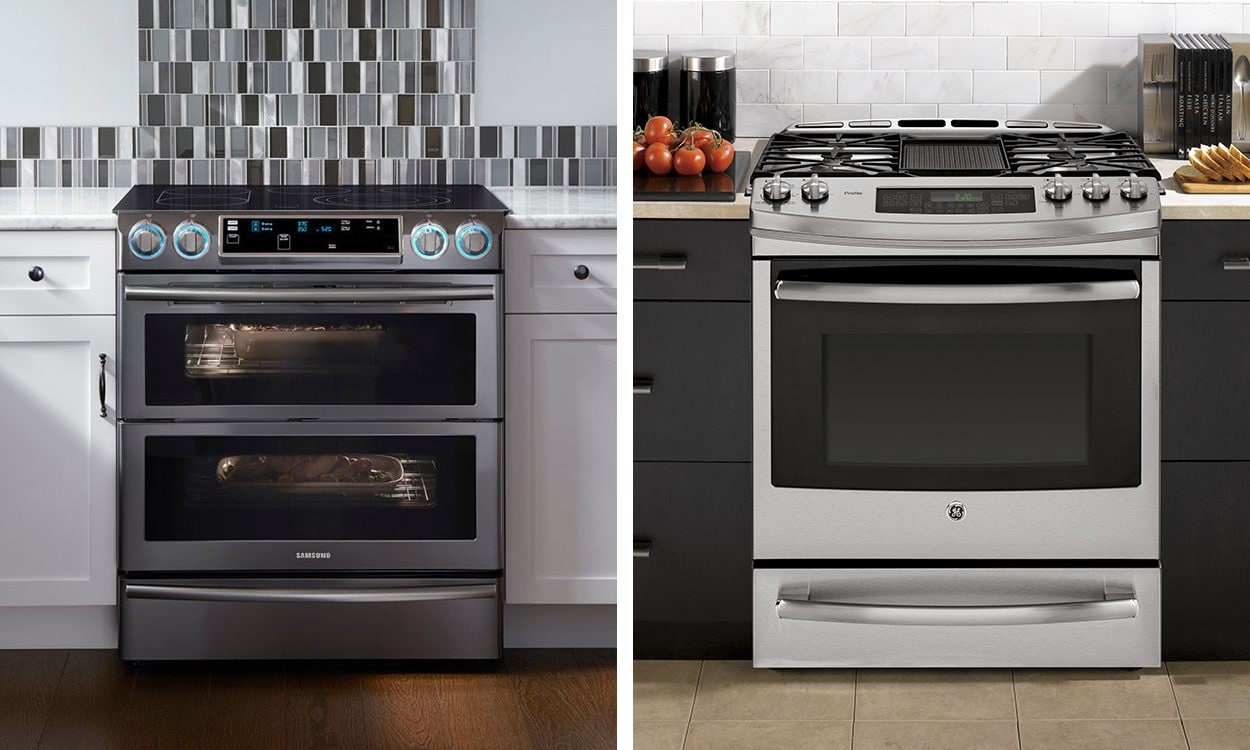 Gas Vs Electric Stoves