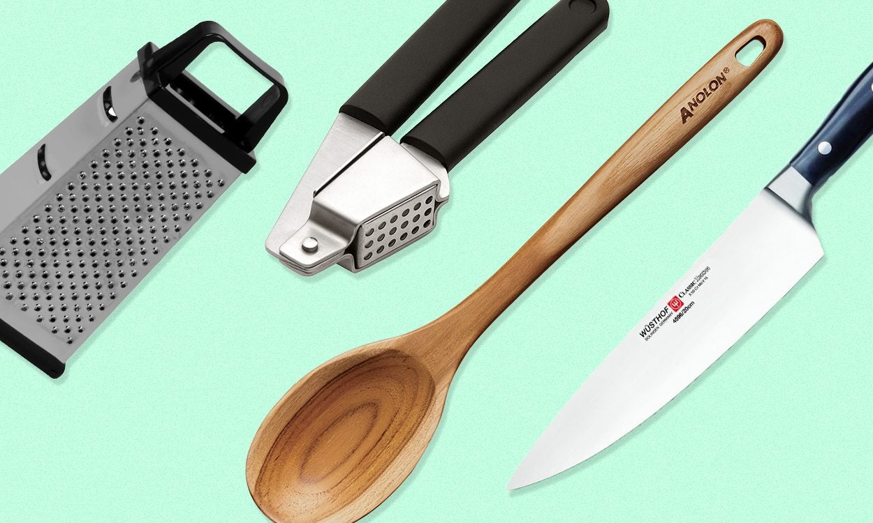 The Top 10 Italian Cooking Utensils You