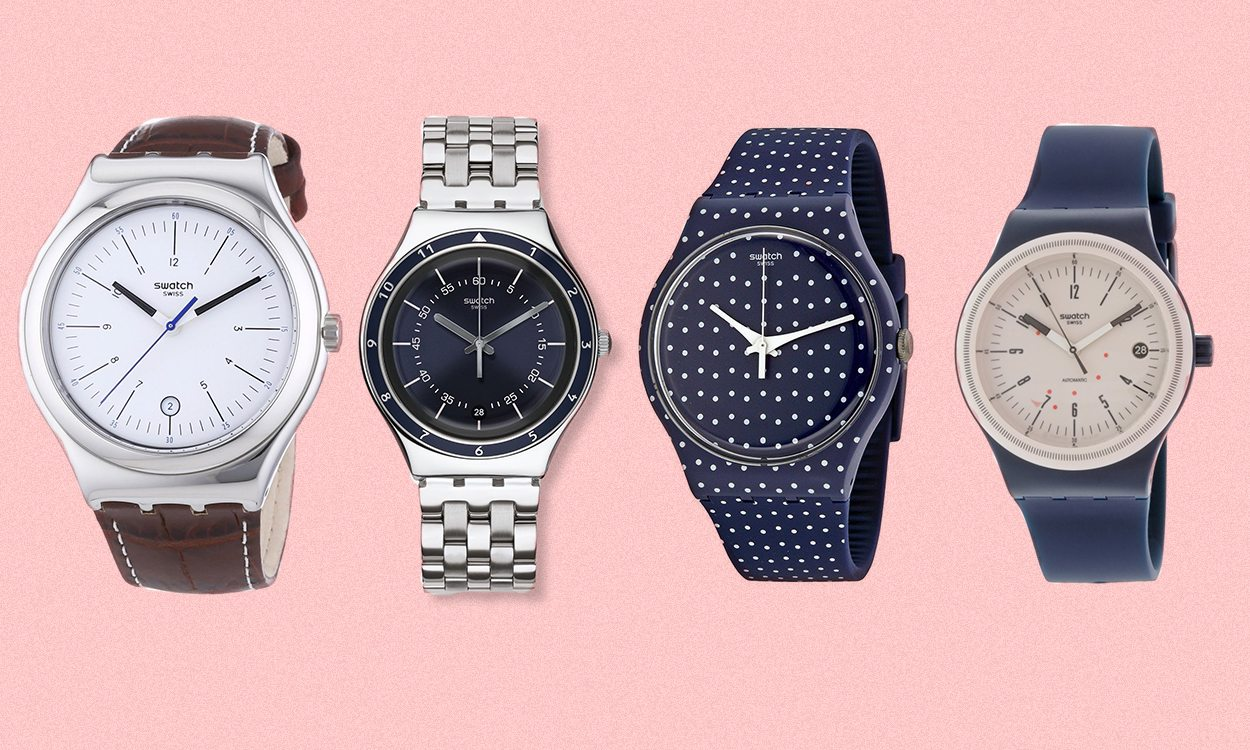 Top 5 Reasons to Buy Swatch Watches