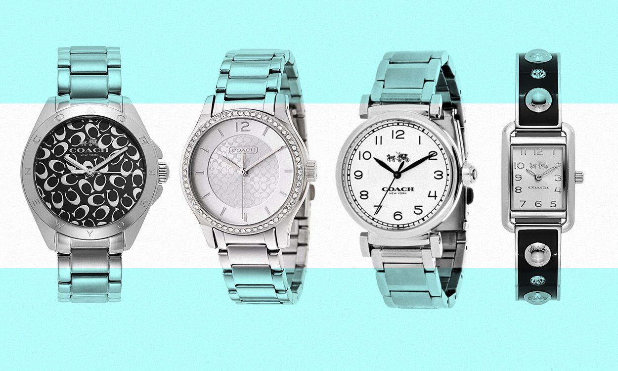 Everything You Need to Know About Coach Watches