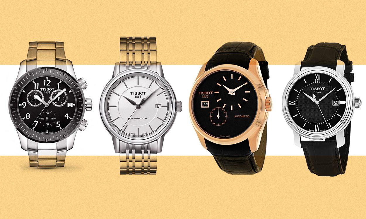 Top 5 Tissot Watch Models