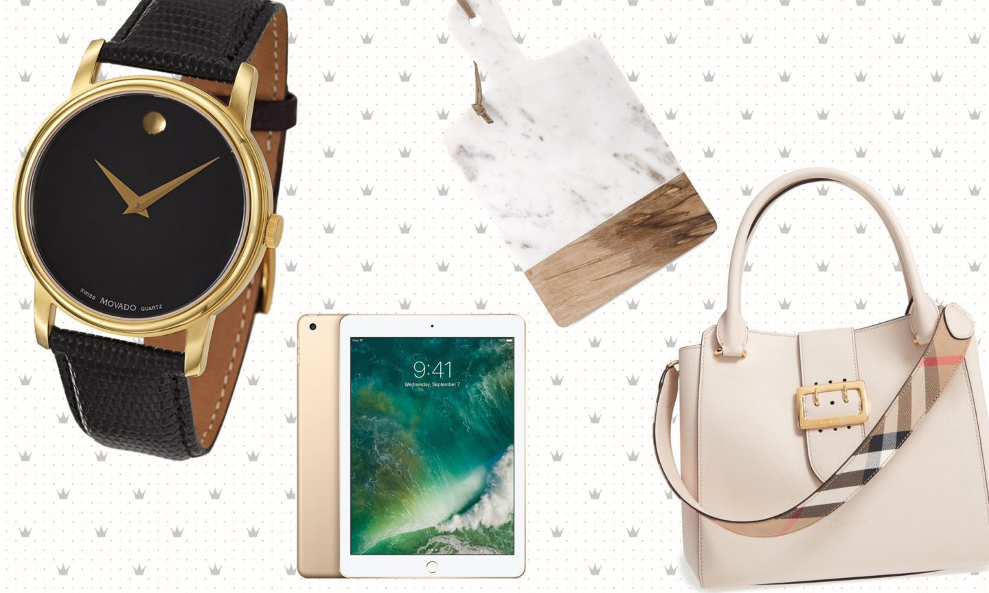 Top 10 Gifts For A 30th Birthday Collage Of Popular Products