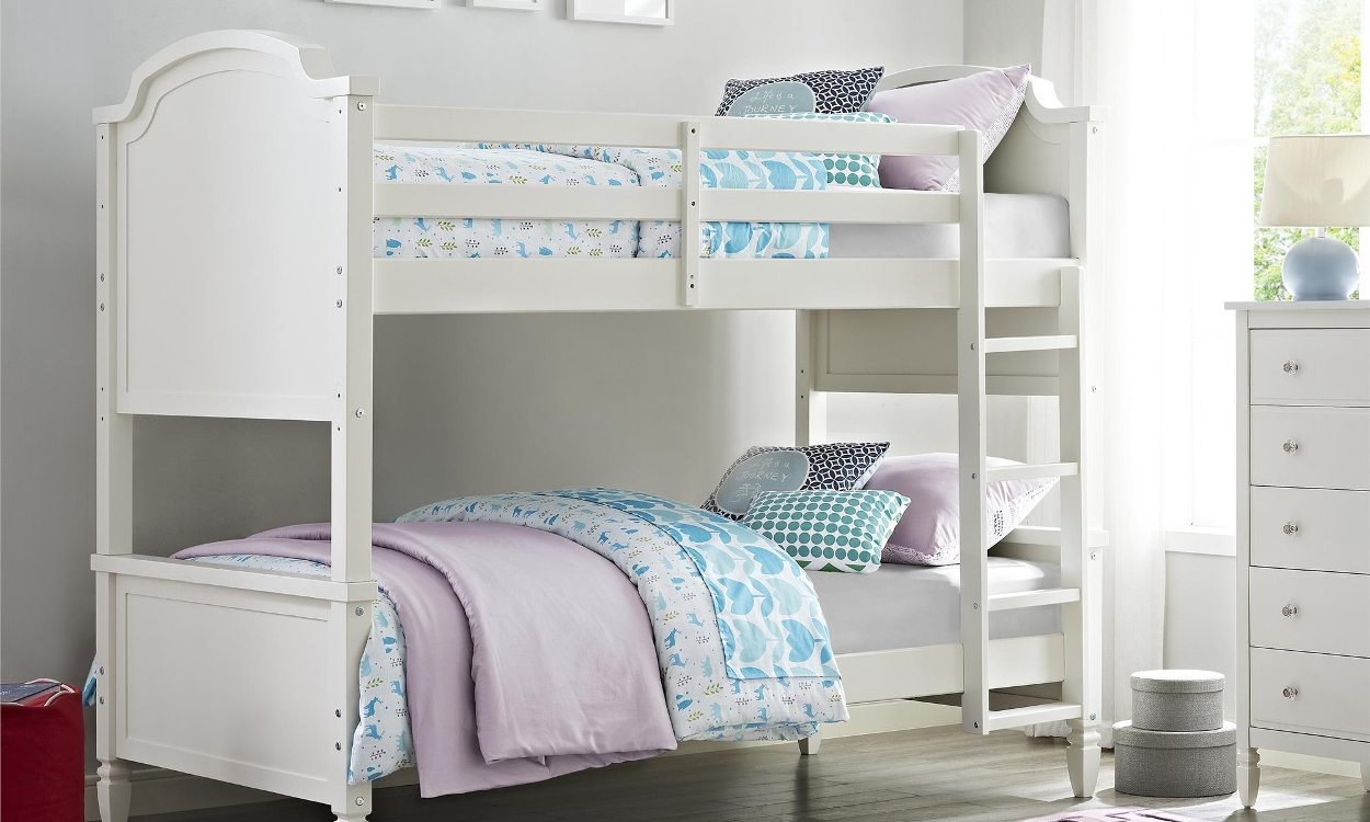 Advantages Of King Dimension Loft Bed With Stairs A safe bunk bed