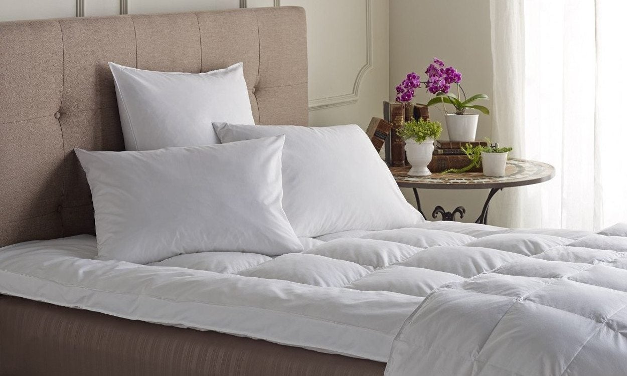 How to Clean a Down Feather Bed