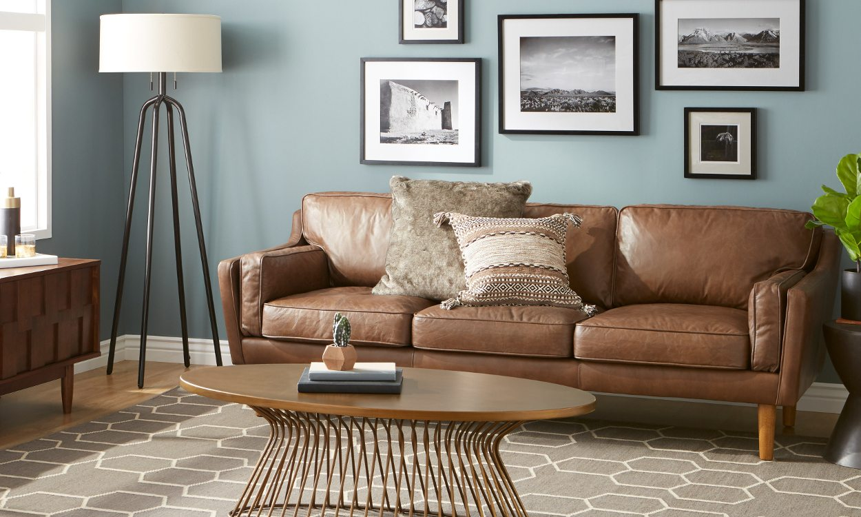 6 Steps for Cleaning a Leather Sofa - Overstock.com