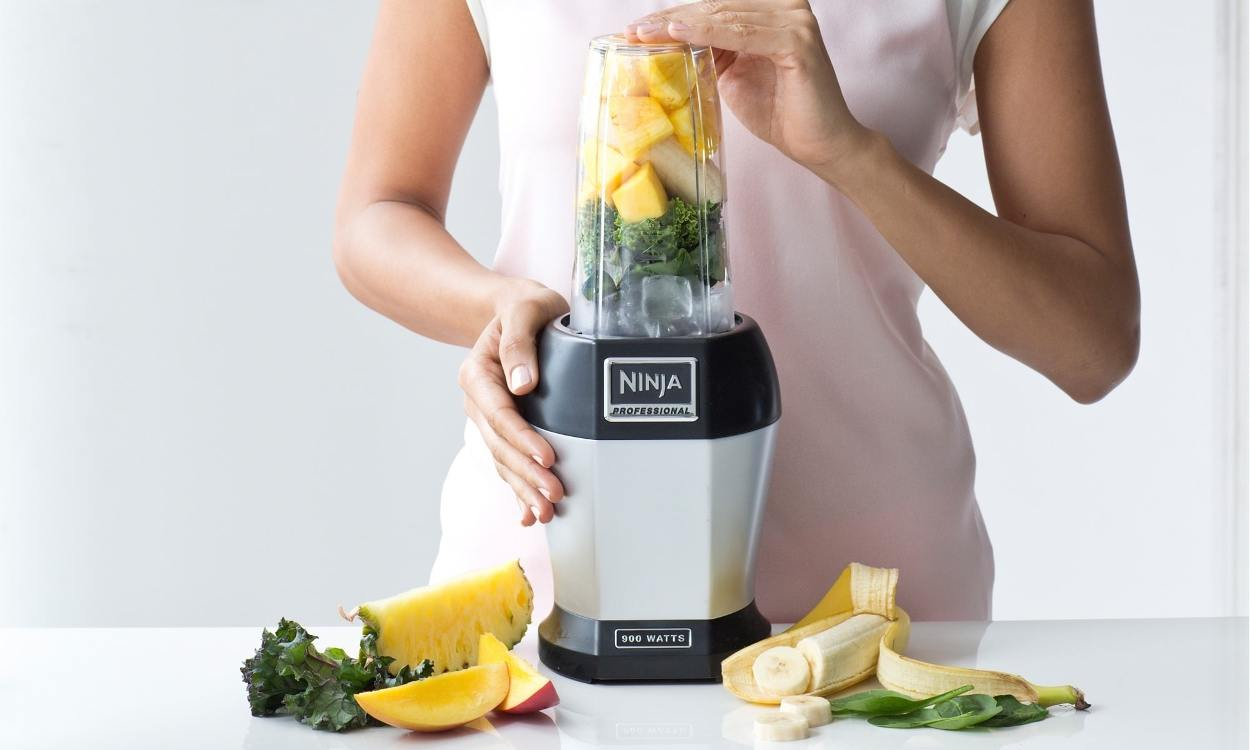 juice diet can you use a blender