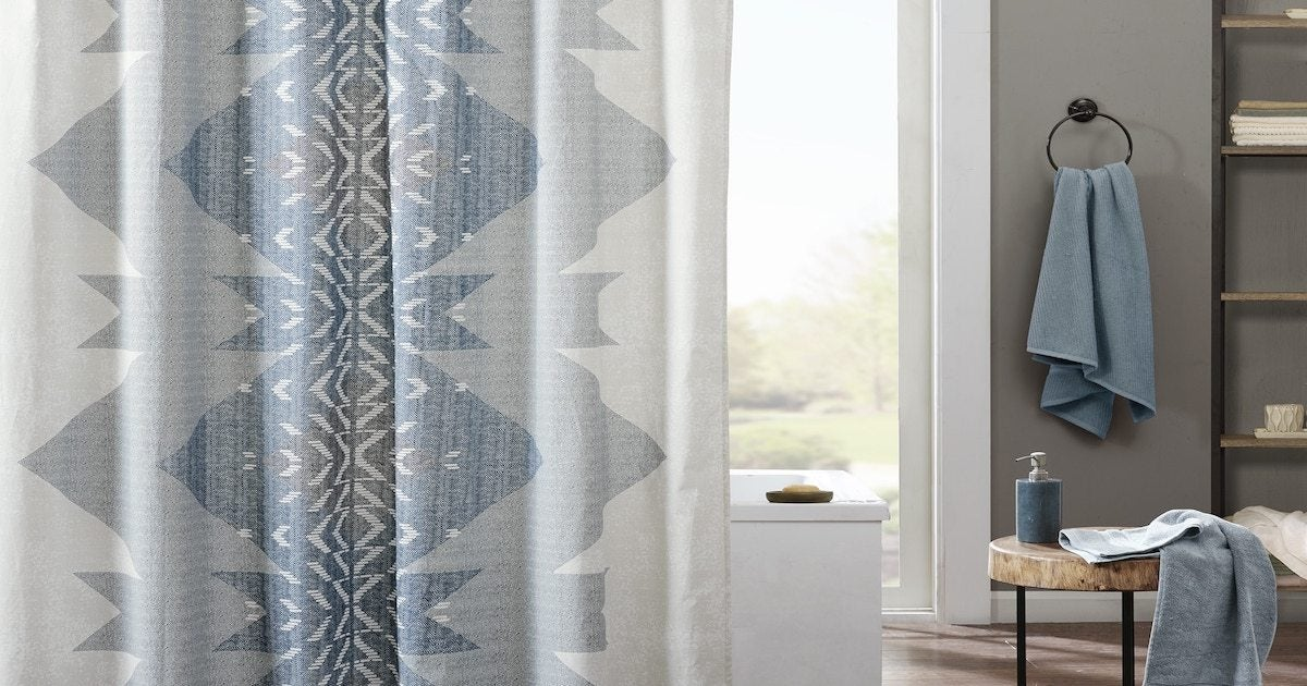 Types Of Shower Curtains To Update Your Bathroom