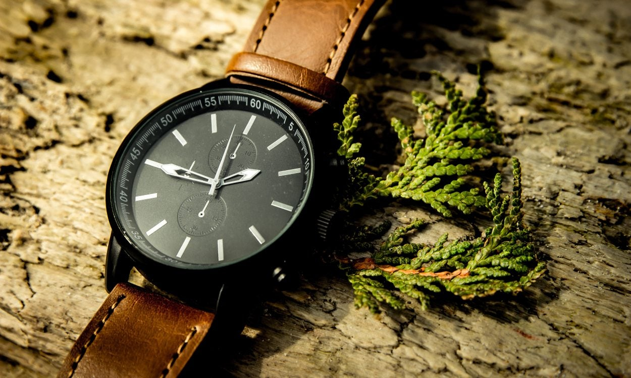 How to Clean a Leather Watch Strap | Overstock com
