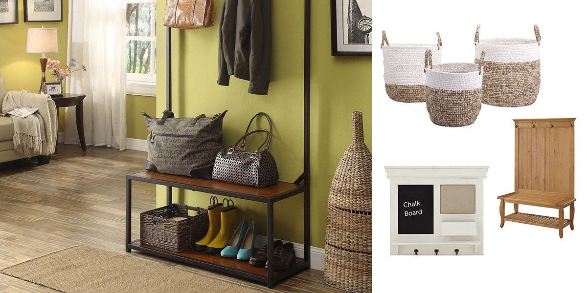 Entryway Furniture Decor Ideas Overstock Com