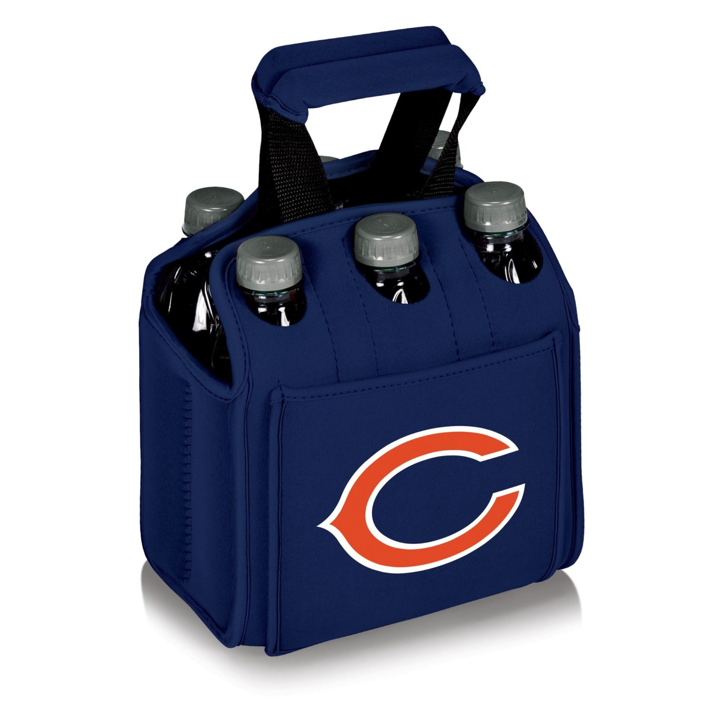 A Chicago Bears six pack cooler, perfect for a best man gift