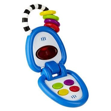 Toy cell phone, the perfect stocking stuffer ideas for babies & toddlers