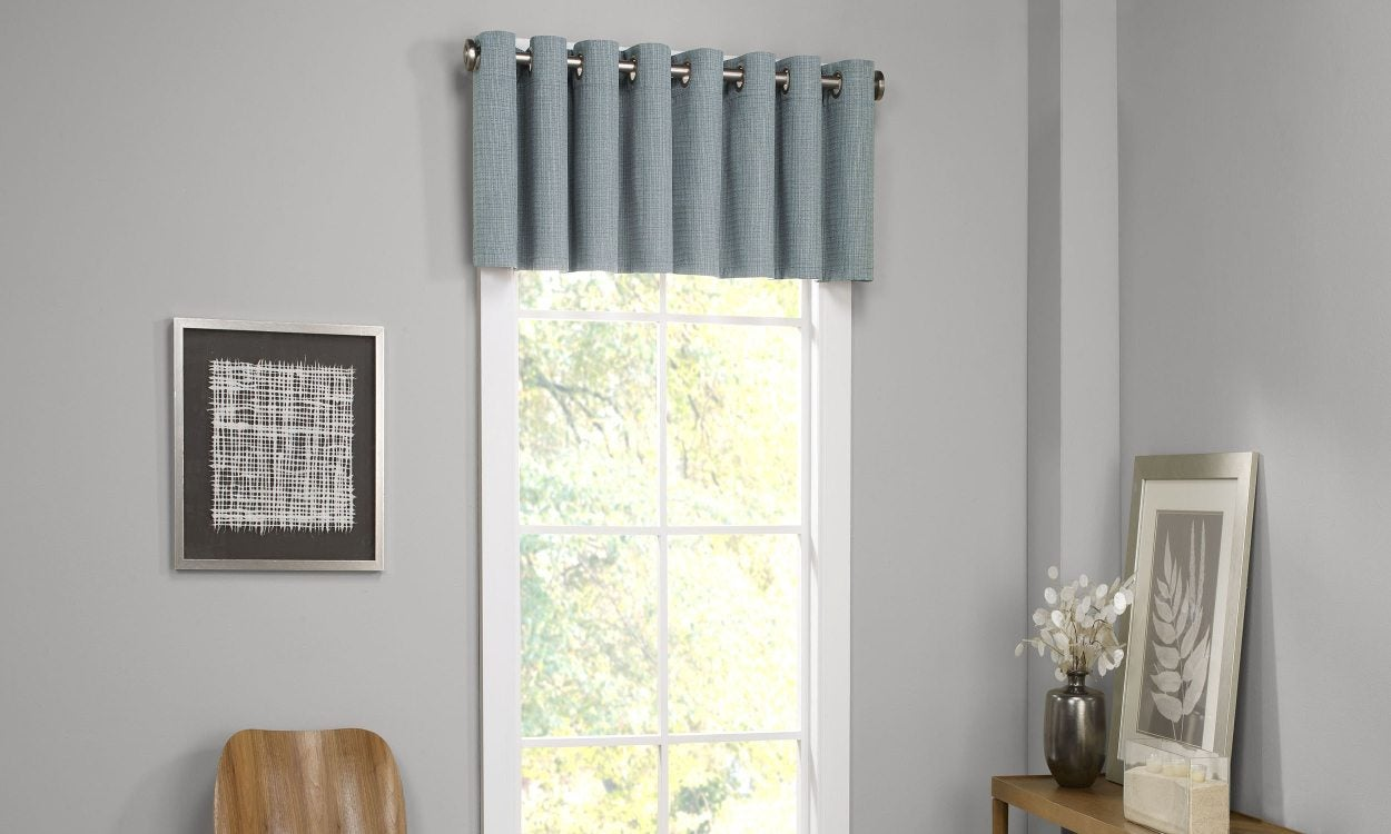 Valances Window Treatments Best Valances for Living Room Windows