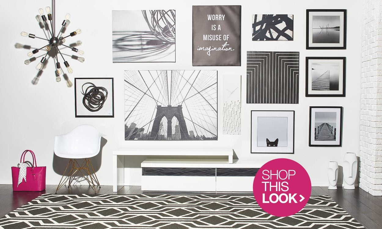 How to Decorate with Art and Wall Decor - Overstock.com