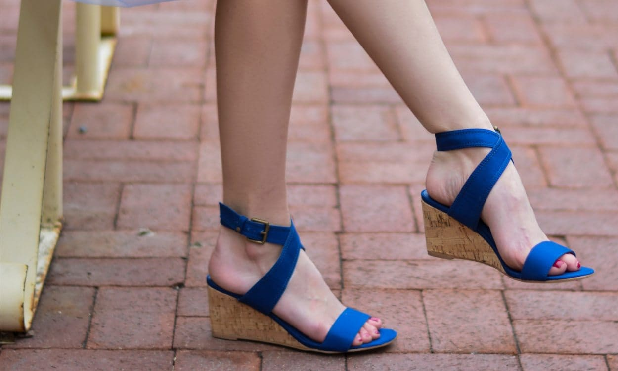 0b810918e9f How to Clean Cork Heels in 6 Easy Steps - Overstock.com