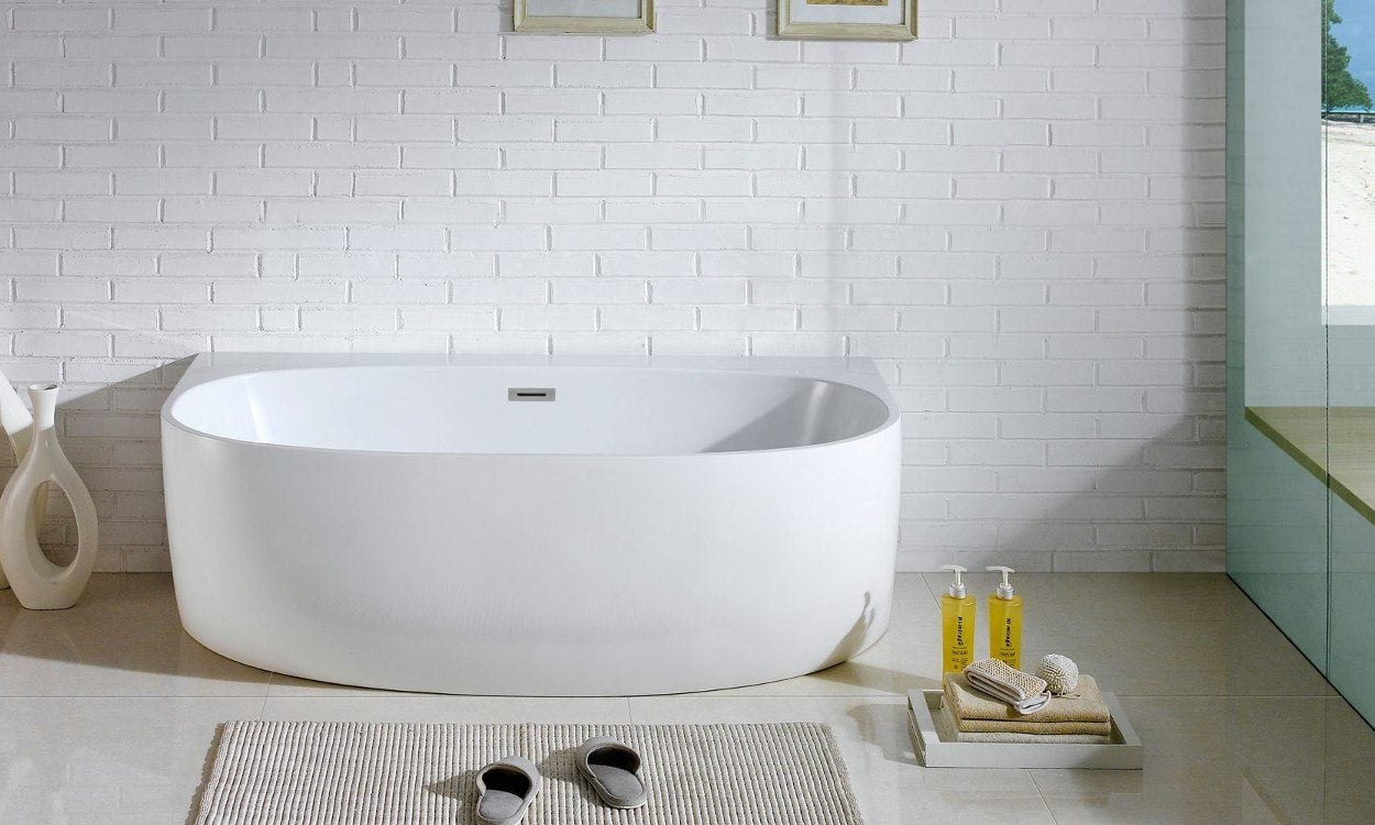 4 Frequently Asked Questions About Soaking Tubs Overstockcom