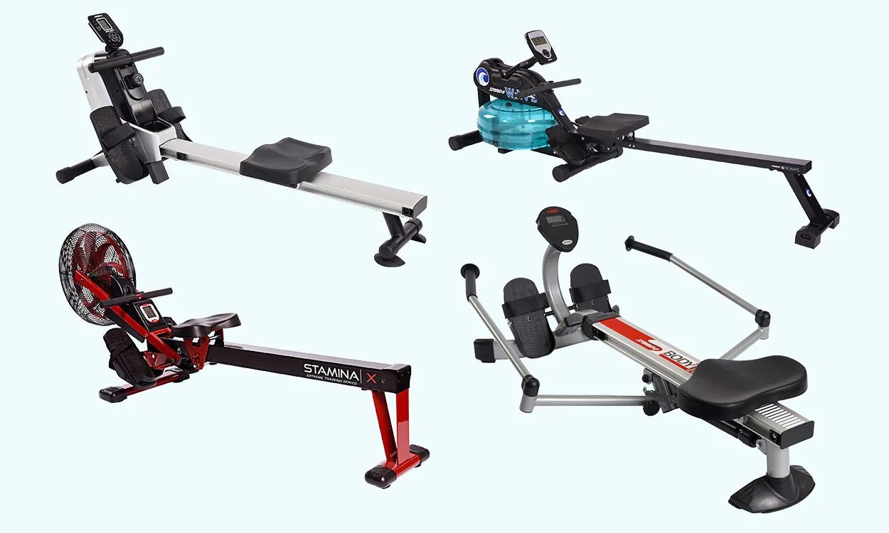 Best Rowing Machine Resistance Systems