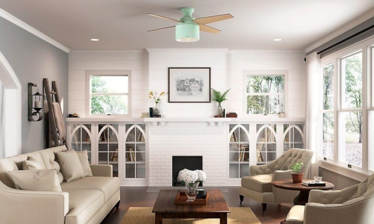 buying the ceiling fan for your living room 62221