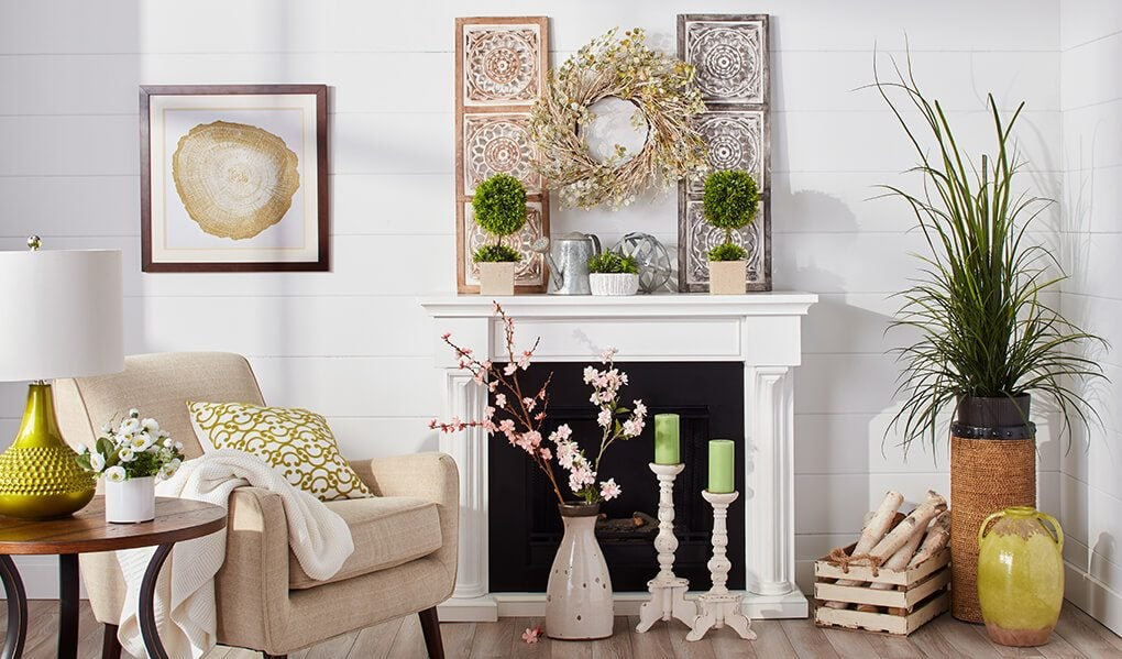 Mantel Decorating Ideas by Season | Overstock.com