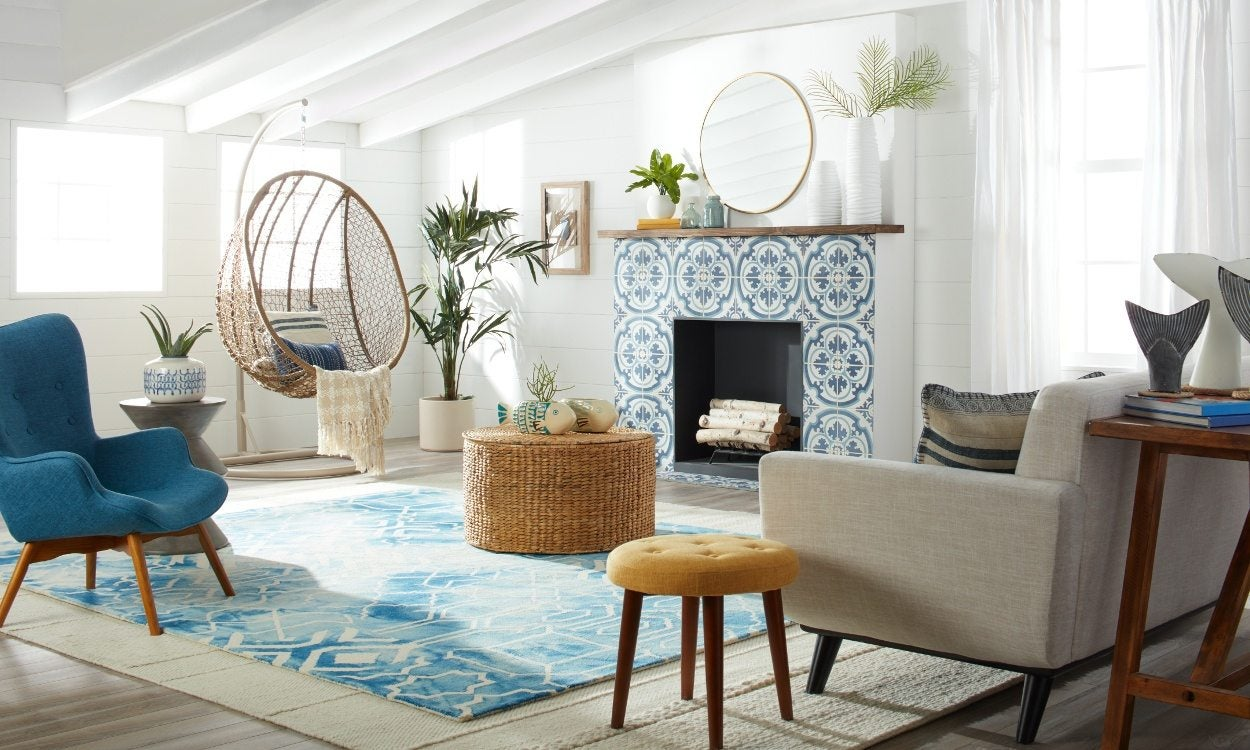 25 Best Small Living Room Decor And Design Ideas For 2019: Fresh & Modern Beach House Decorating Ideas