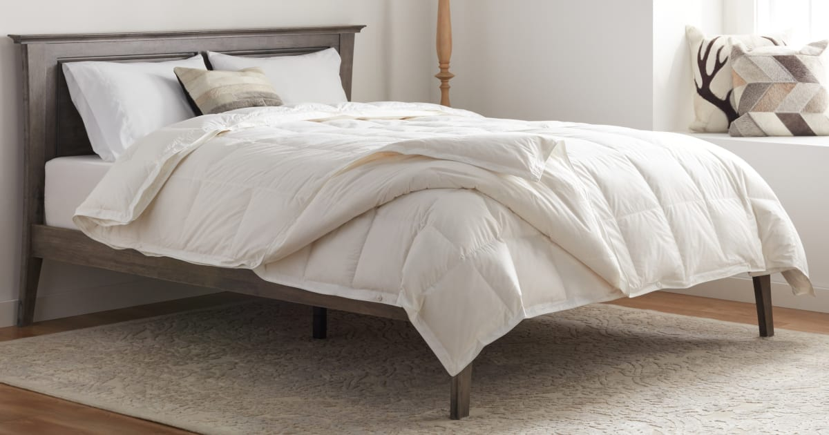 Best Way To Wash A Down Comforter Overstock Com Tips Ideas