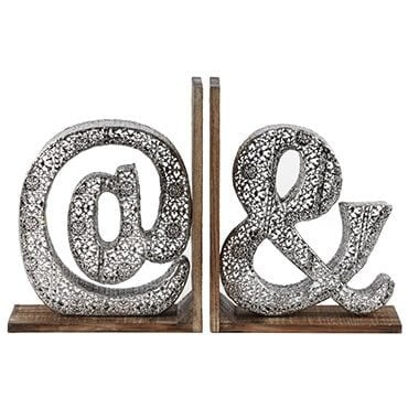 Bookends for best home decor gifts for Christmas