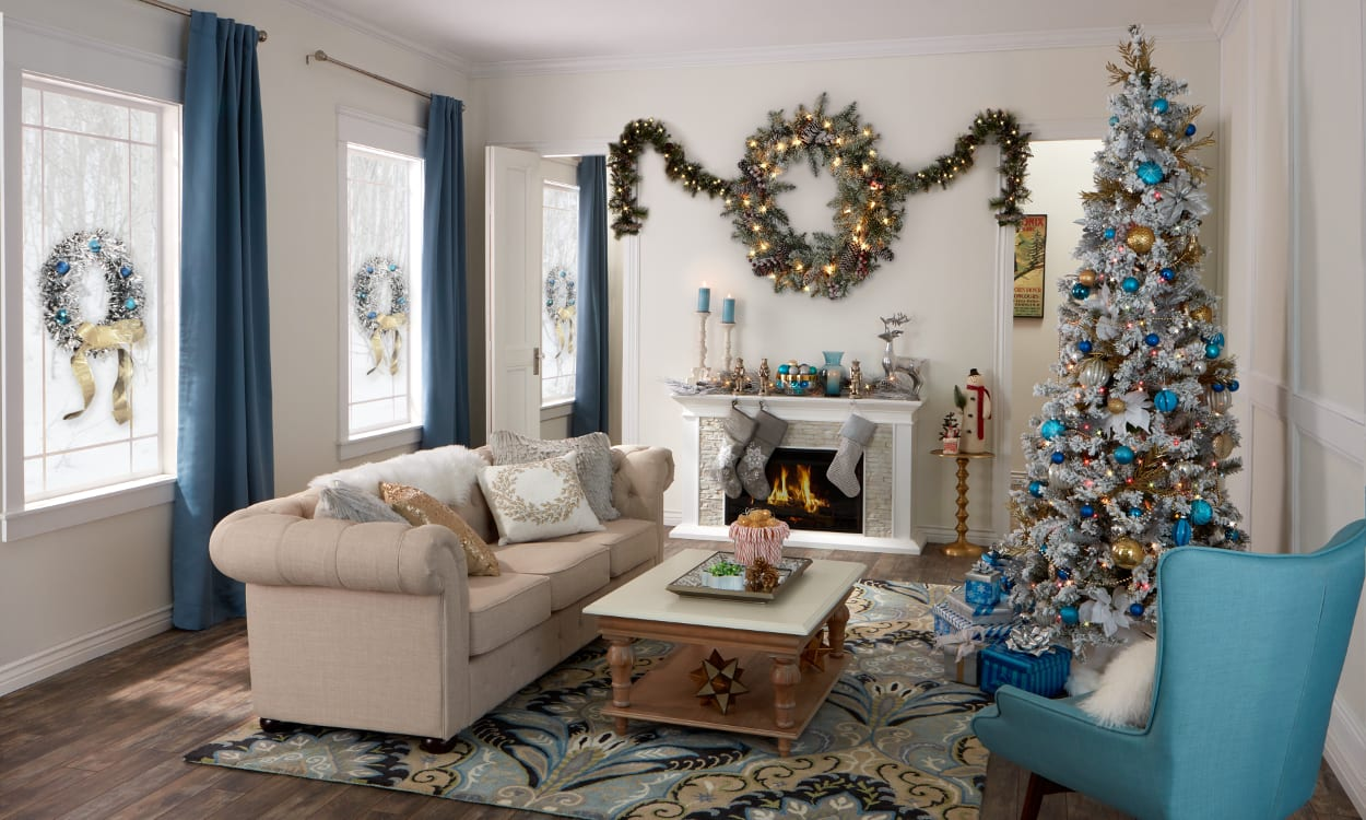Christmas Tree Holiday Hinged Trinket Box Home Decor 4 14 Tall