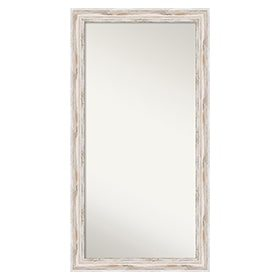 Full-length mirror for welcoming guest room ideas