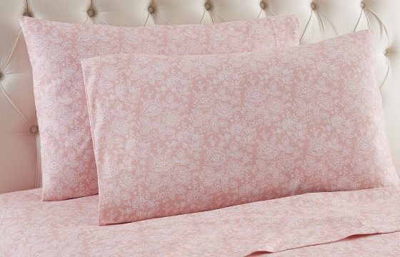 Pastel Bed sheets for a Shabby Chic Bedroom