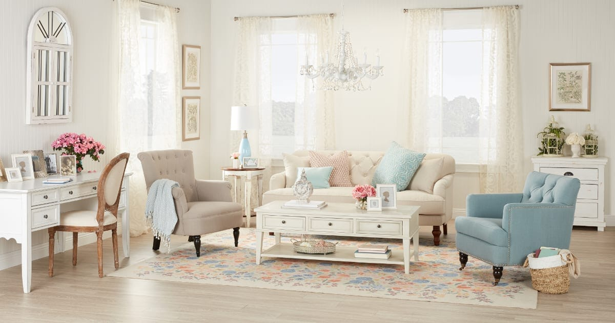 Peachy Beautiful Shabby Chic Furniture Decor Ideas Overstock Com Home Interior And Landscaping Staixmapetitesourisinfo