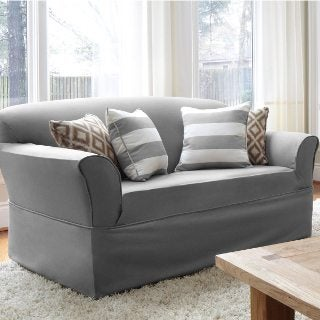 Incredible Slipcovers Buying Guide Overstock Com Tips Ideas Theyellowbook Wood Chair Design Ideas Theyellowbookinfo