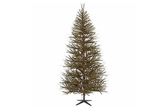 Sparse Christmas Tree Types.The Complete Christmas Tree Buying Guide Overstock Com