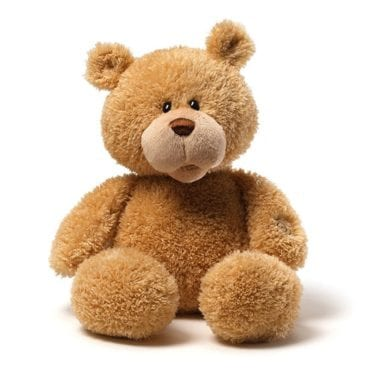 Stuffed teddy bear, the perfect gift to give babies this Christmas