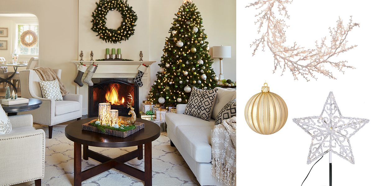 Excellent Beautiful Traditional Christmas Decor Ideas For Your Home Home Interior And Landscaping Ferensignezvosmurscom