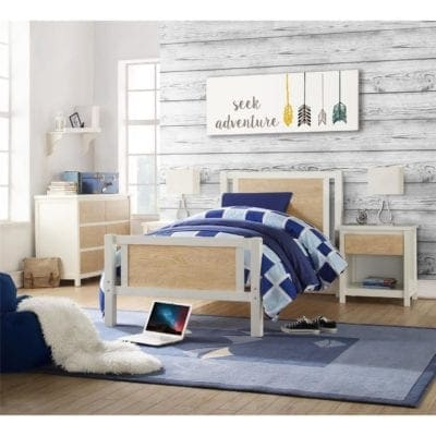 A tween bed, a perfect piece of kids furniture