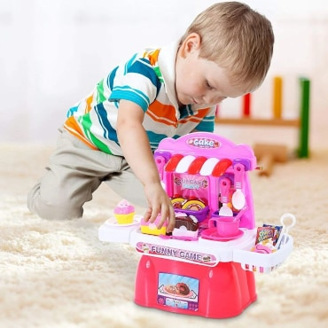 Toy play sets for boys
