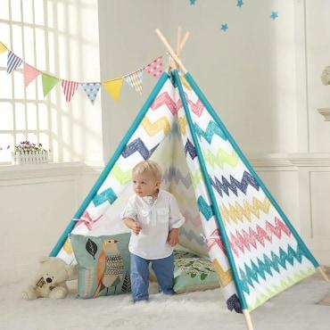 Christmas play tents for boys