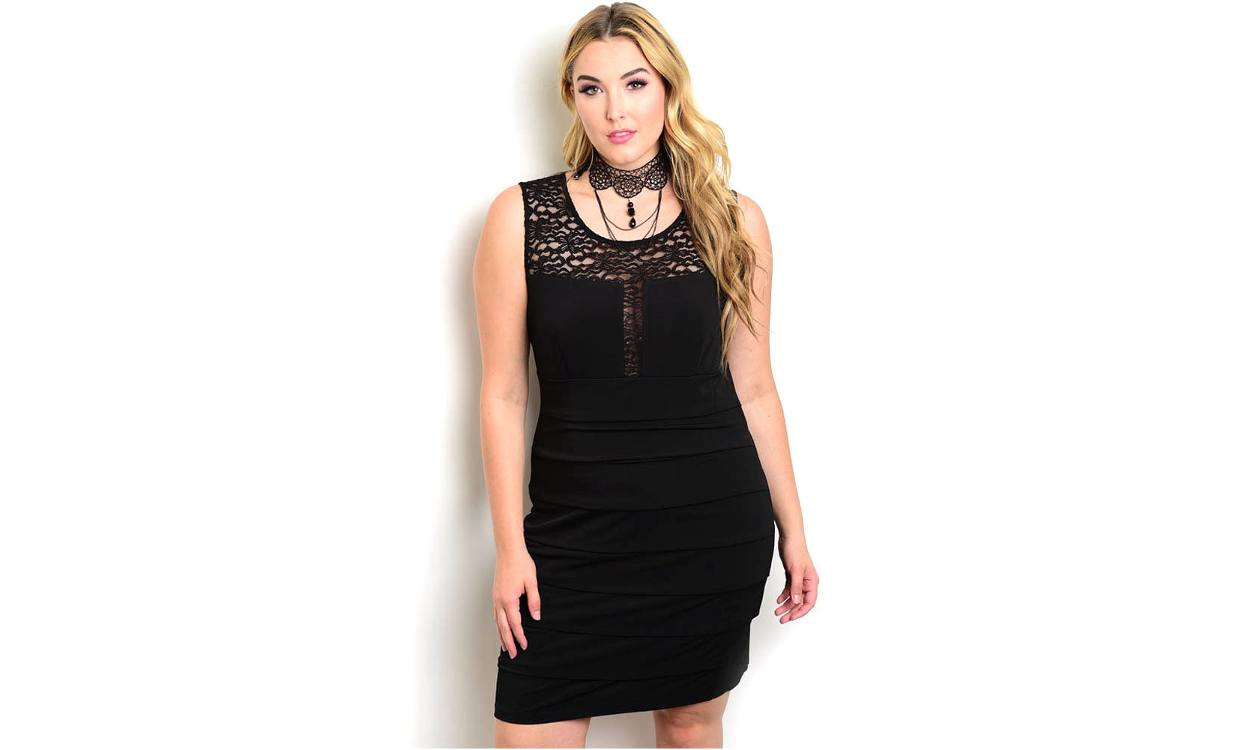 How To Choose A Cocktail Dress For Plus Size Women Overstock Com