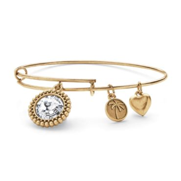 Gold charm bracelet the perfect jewelry gift idea for friends