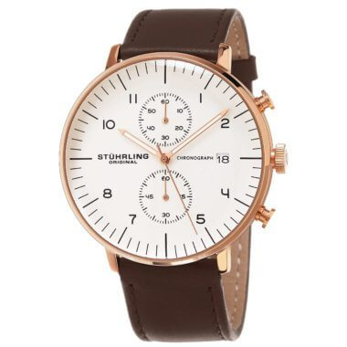 Men's fashion watch, the perfect gift to give your grandpa this Christmas