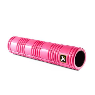 Pink foam roller, the perfect gift to get the workout girl on your Christmas list