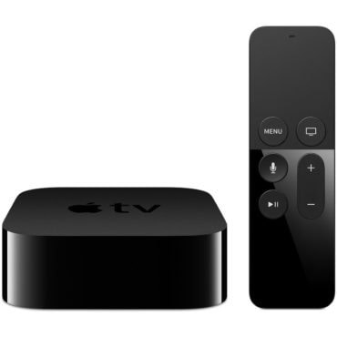 Apple TV, the perfect media streaming device gift to get a guy this Christmas