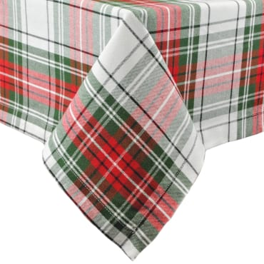Seasonal Decor Tablecloth