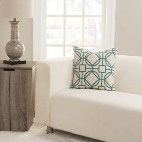 A set of throw pillows perfect as an accent piece in your new home