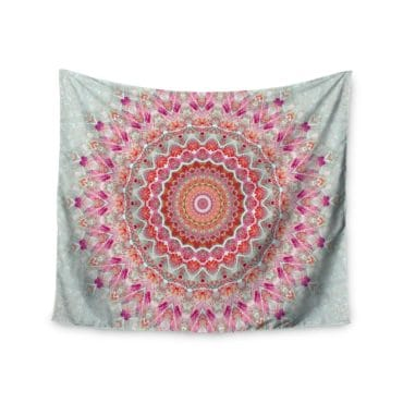 Colorful wall tapestry, the perfect boho style gift