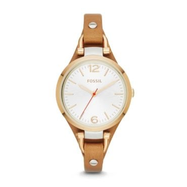 A women's designer watch, a perfect romantic Christmas gift idea for her